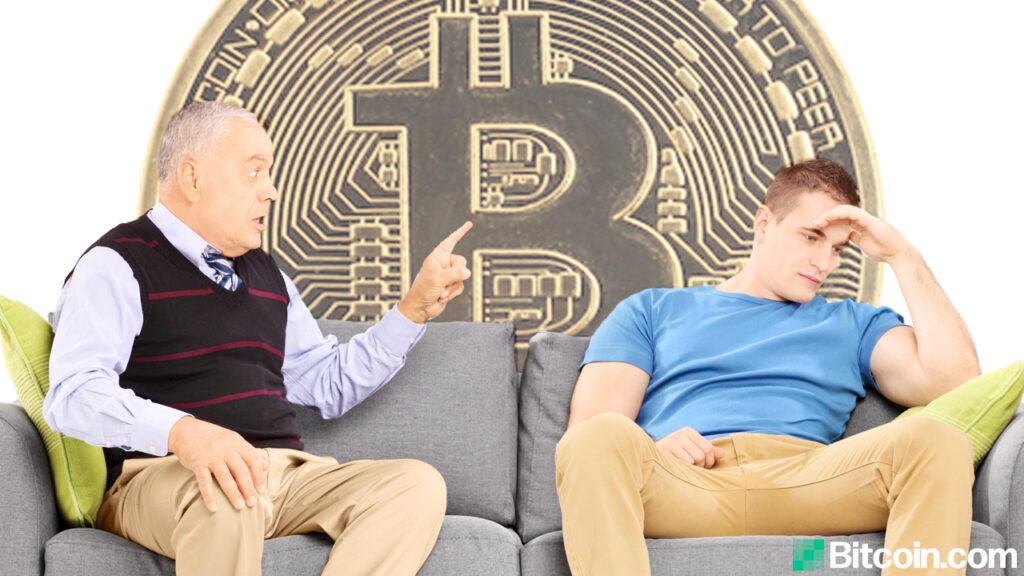 father-laughs-off-son's-financial-hopes:-how-the-ones-you-love-the-most-want-to-see-bitcoin-fail