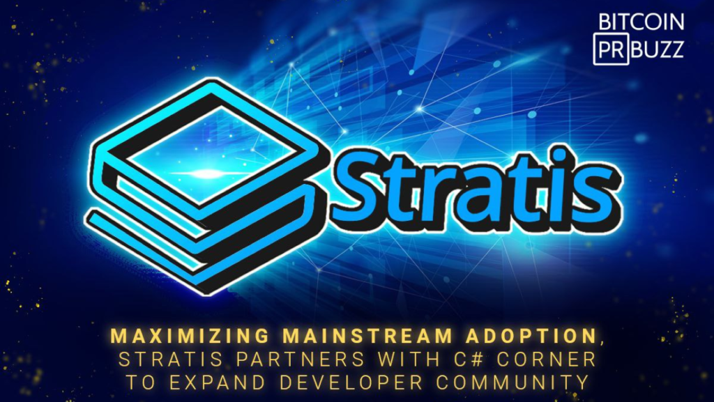 stratis-partners-with-world's-largest.net-development-community-to-expand-developer-community