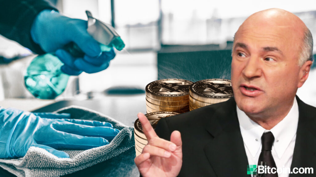 shark-tank's-kevin-o'leary-will-only-buy-'clean'-bitcoins-—-says-institutions-will-not-buy-'blood-coins'-from-china