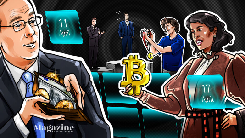 coinbase-frenzy,-doge-dazzles,-bitcoin-breaks-records,-jim-cramer-sells:-hodler's-digest,-april-11–17