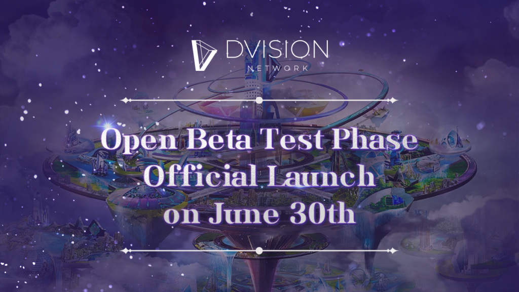 dvision-network-open-beta-test-(obt)-goes-live-ahead-of-dvision-world-launch